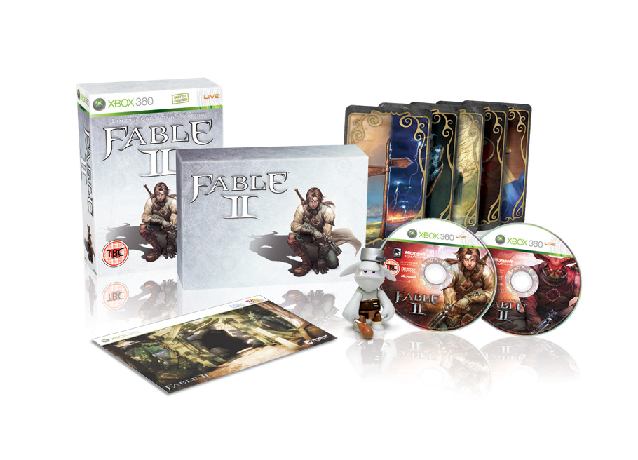 Fable 2 Collectors Edition pre-release