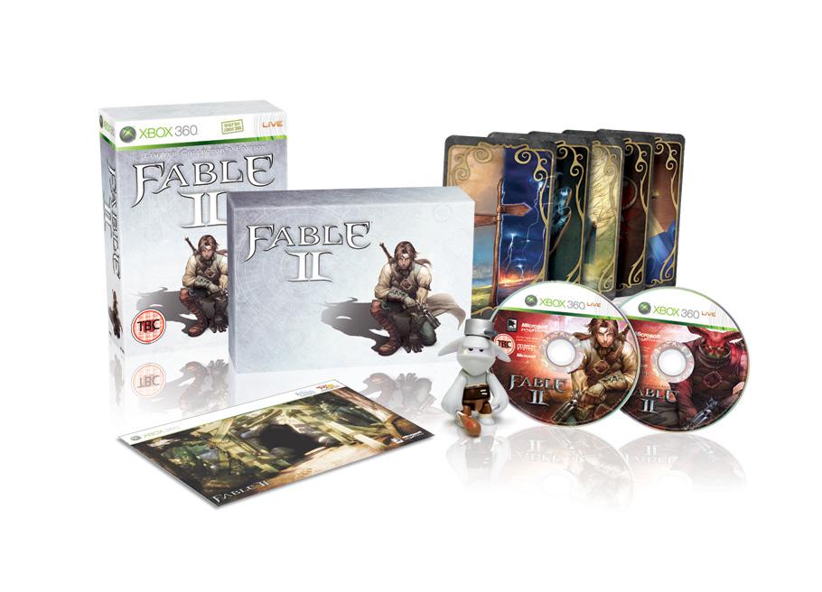 Fable 2 Collectors Edition pre-release