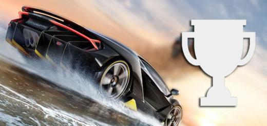 Forza Horizon 3 achievementy