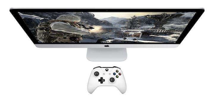 Mac Xbox One S Controller