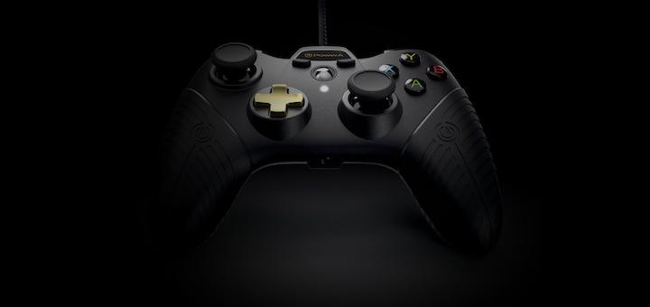 PowerA Fusion Controller header