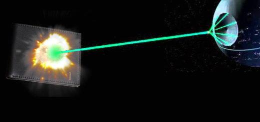 Star Wars Wallet Laser