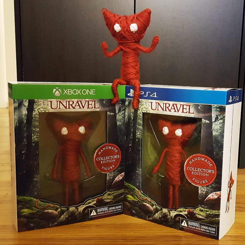 Unravel Collector's Edition