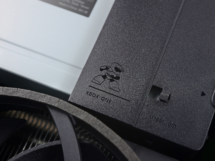 Xbox One S Master Chief Easter Egg
