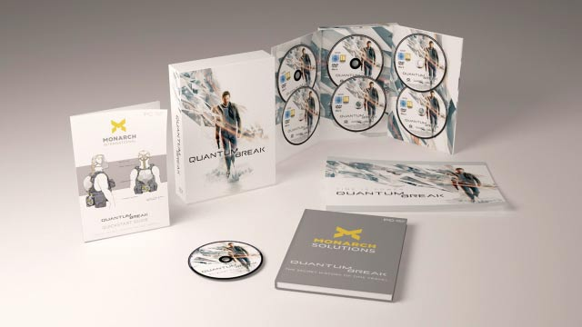 quantum break collectors