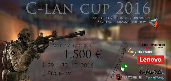 C-Lan Cup 2016