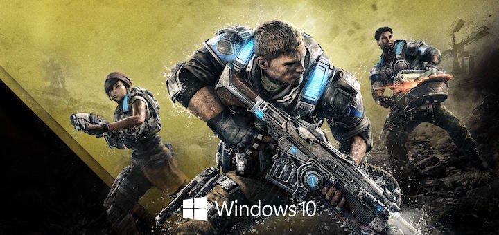 Gears of War 4 Windows 10