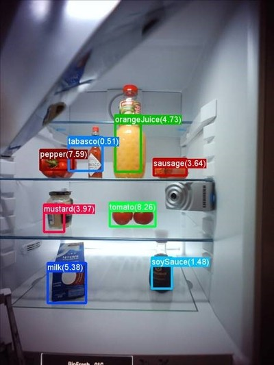 Liebherr Microsoft Fridge