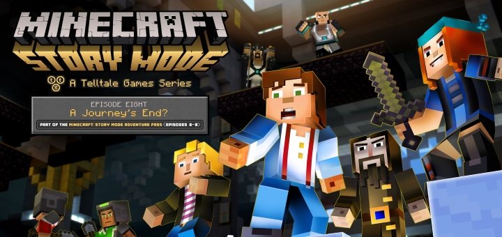Minecraft: Story Mode episode 8