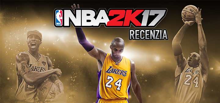 NBA 2K17 Recenzia