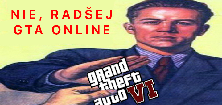 Nie Radsej GTA Online