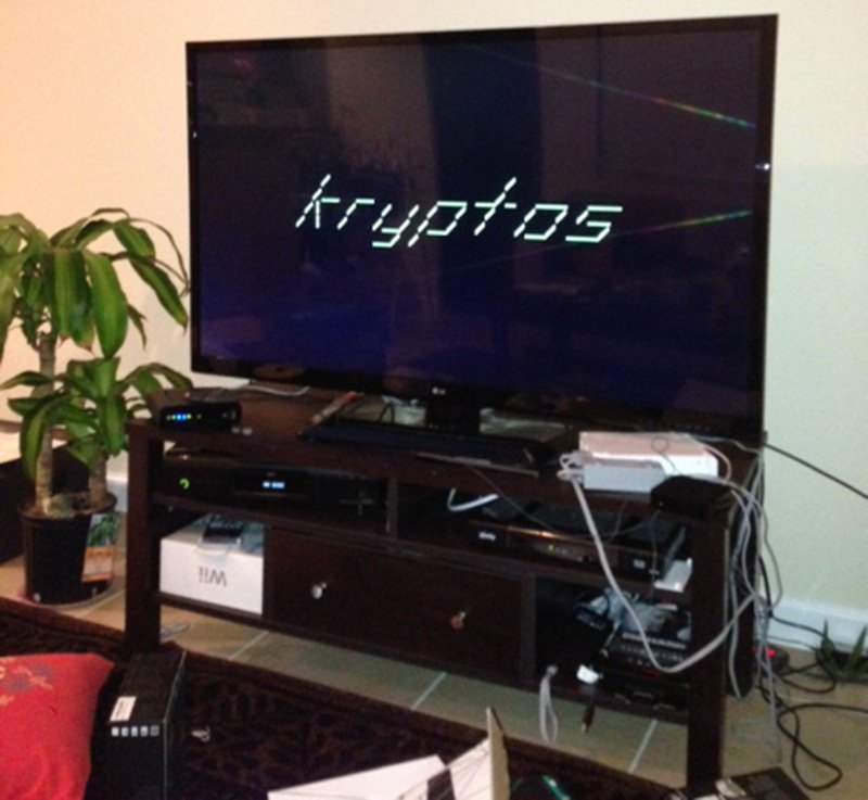 Xbox One Kryptos Prototype