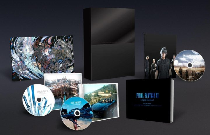 Final Fantasy XV Collectors Edition
