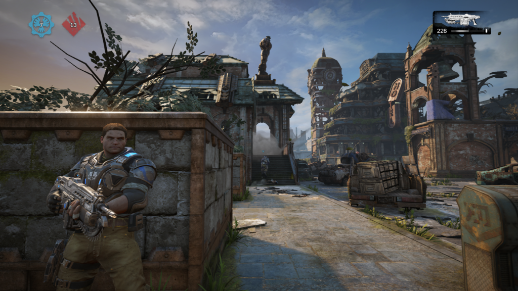 Gears of War 4 Multiplayer Screenshot