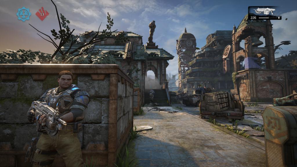 Gears of War 4 Multiplayer Screenshot