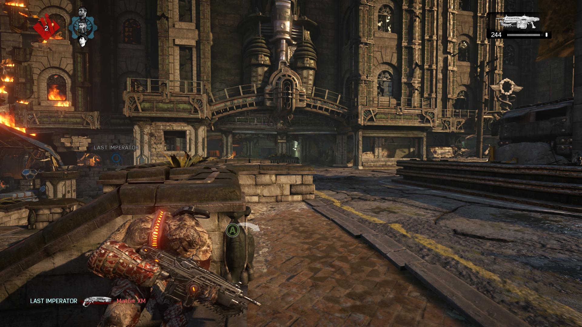 Gears of War 4 Multiplayer