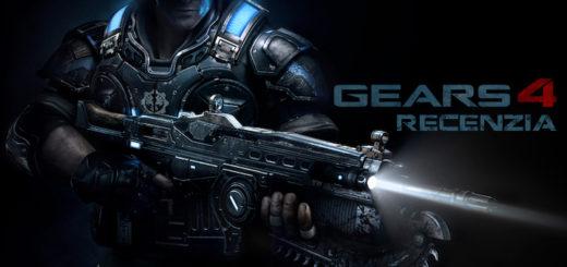 Gears of War 4 Recenzia