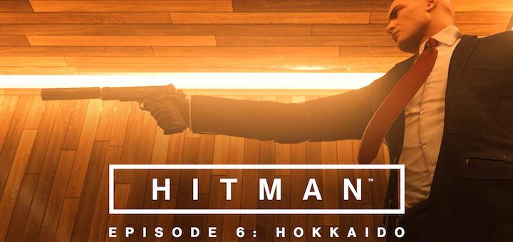 HITMAN Episode 6 Hokkaido