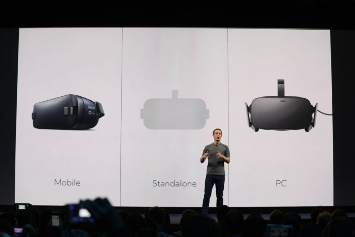 Oculus Rift Standalone