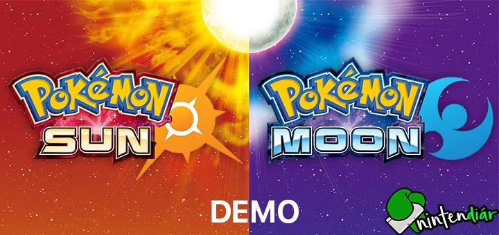 Pokémon Sun &Moon Demo