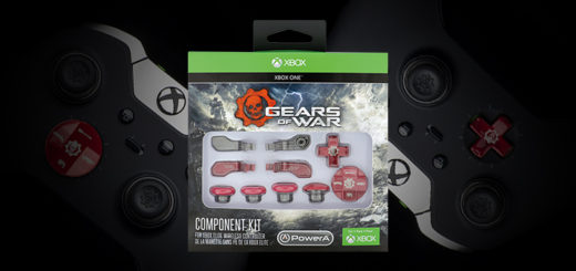 PowerA Gears of War Elite Controller Component Kit