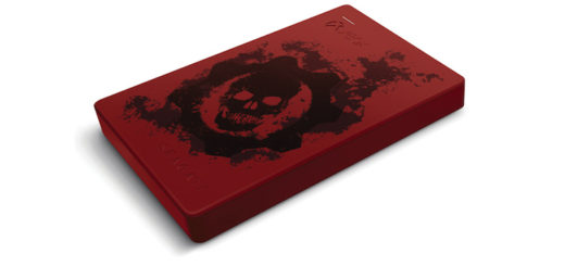 Seagate Gears of War 4 External Drive