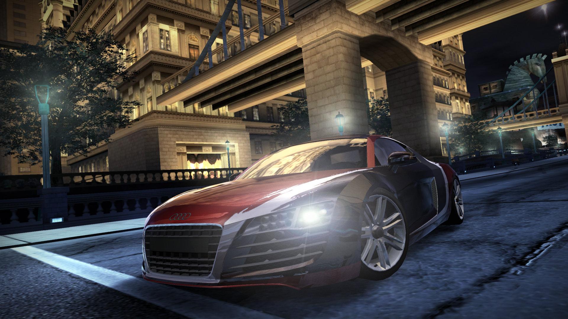 NFS Carbon Audi R8