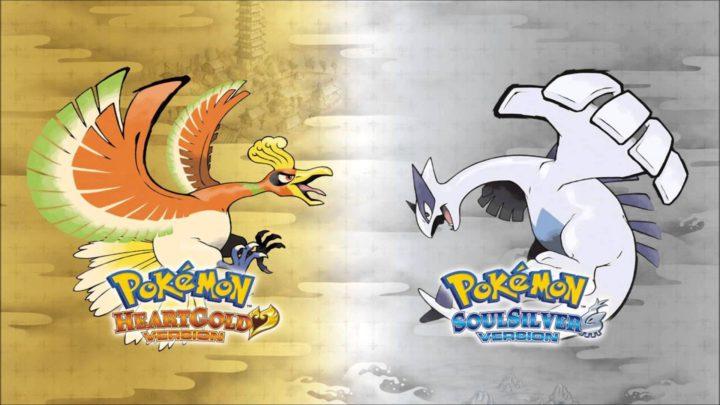Pokemon Gen II HeartGold SoulSilver