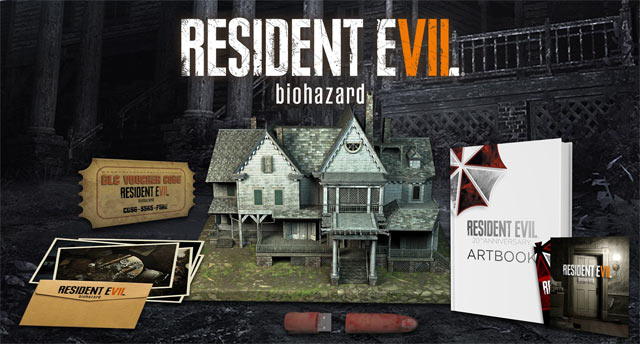 Resident Evil 7 Collector's Edition