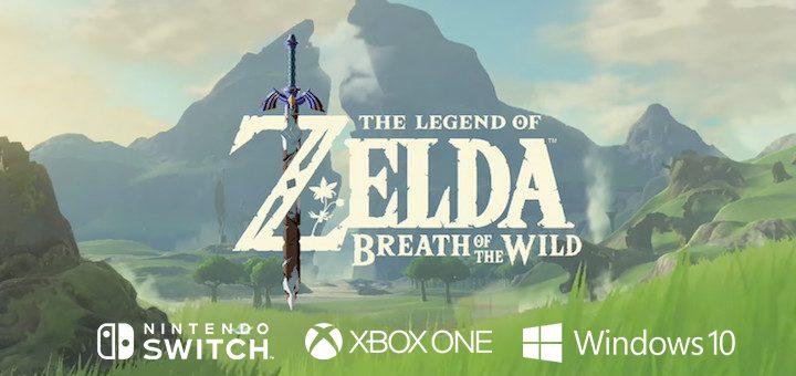Zelda Play Anywhere
