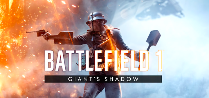 Battlefield 1 Giant's Shadow