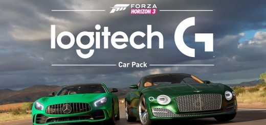 Forza Horizon 3 Logitech G Car Pack