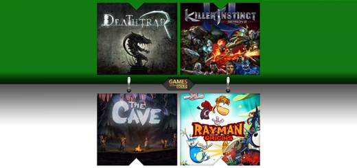 Games with Gold Januar 2017