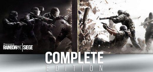 Rainbow Six Siege Complete Edition