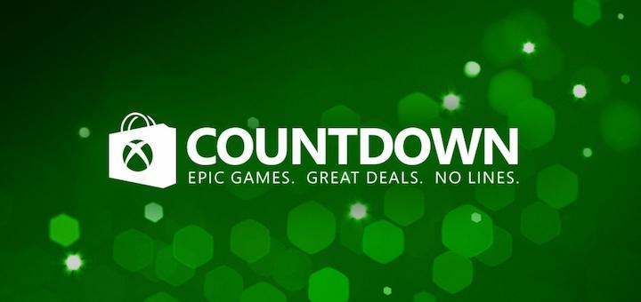 Xbox Countdown