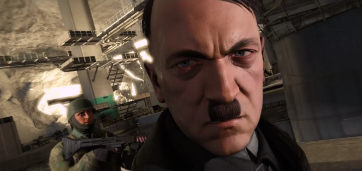 Sniper Elite 4 adolf hitler
