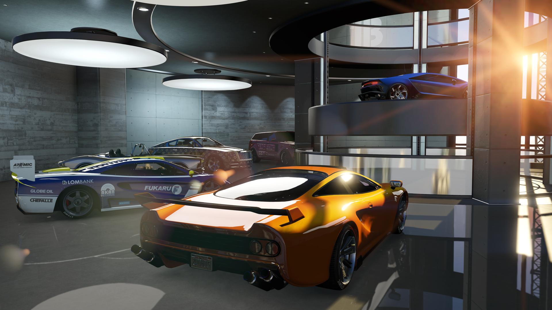GTA: Online Import/export update