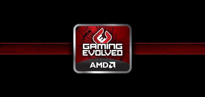 AMD Radeon Gaming Evolved