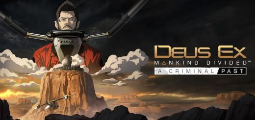 Deus Ex Mankind Divided A Criminal Past