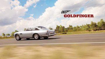Forza Horizon 3 007 Goldfinger