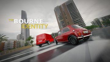 Forza Horizon 3 Bourne Identity