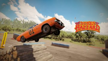 Forza Horizon 3 Dukes of Hazzard