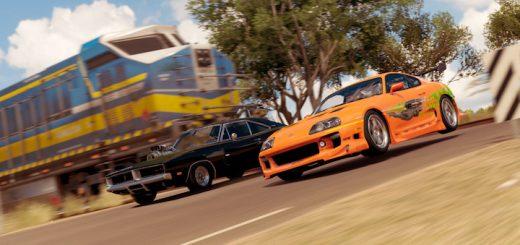 Forza Horizon 3 Fast and Furious