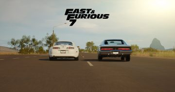Forza Horizon 3 Fast and Furious 7