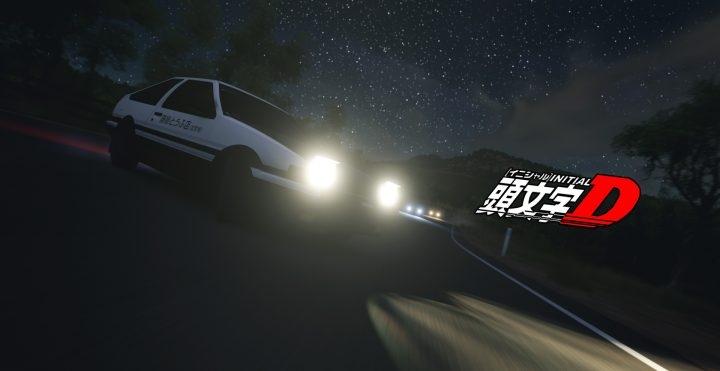 Forza Horizon 3 Initial D