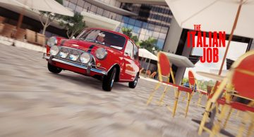 Forza Horizon 3 Italian Job