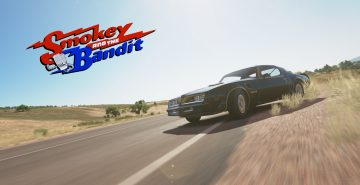Forza Horizon 3 Smokey and Bandit