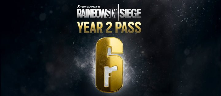 Rainbow Six Siege Year 2 Pass