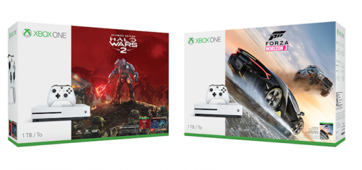 Xbox One Halo Wars 2 Forza Horizon 3 bundle
