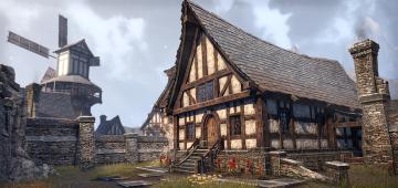 Elder Scrolls Online Homestead DLC